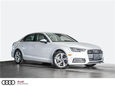 2019 Audi A4 45 Progressiv (Stk: 92282) in Nepean - Image 1 of 21