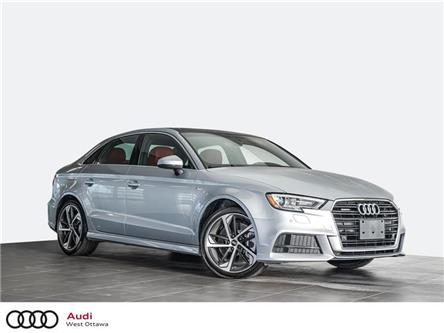 2020 Audi A3 45 Progressiv (Stk: 92765) in Nepean - Image 1 of 19