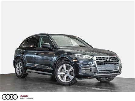 2018 Audi Q5 2.0T Progressiv (Stk: PM685) in Nepean - Image 1 of 20