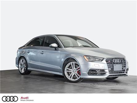 2016 Audi S3 2.0T Progressiv (Stk: PM702A) in Nepean - Image 1 of 21