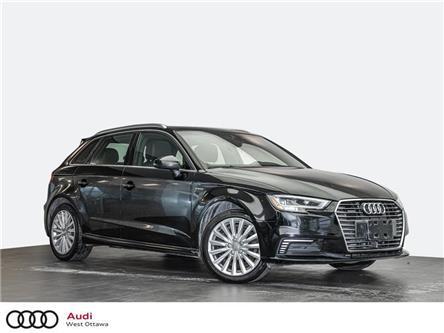 2018 Audi A3 e-tron 1.4T Technik (Stk: PM708) in Nepean - Image 1 of 21