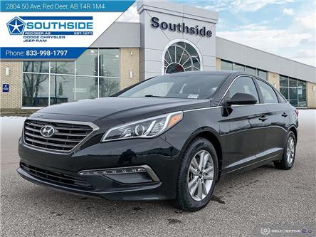 2016 Hyundai Sonata GL (Stk: W20156A) in Red Deer - Image 1 of 25
