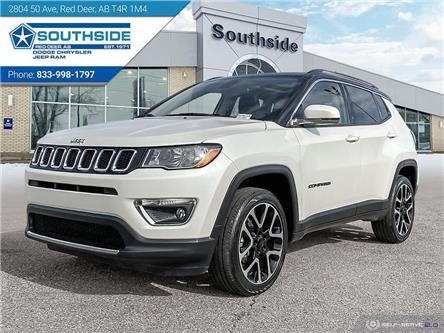 2019 Jeep Compass Limited (Stk: A14611A) in Red Deer - Image 1 of 25