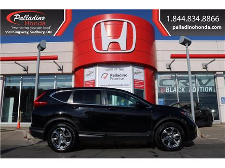 2018 Honda CR-V EX-L (Stk: U9796) in Greater Sudbury - Image 1 of 41