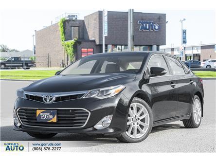 2015 Toyota Avalon XLE (Stk: 141333) in Milton - Image 1 of 22