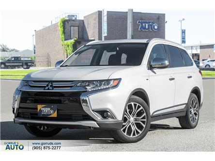 2016 Mitsubishi Outlander GT (Stk: 600501) in Milton - Image 1 of 21