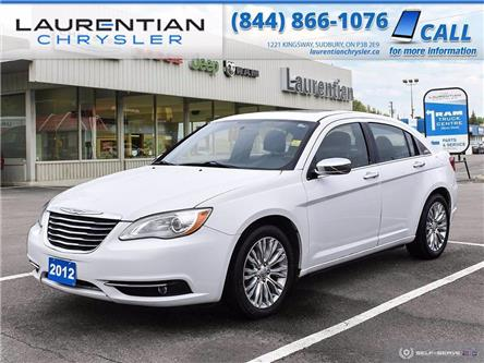 2012 Chrysler 200 Limited (Stk: 20126A) in Sudbury - Image 1 of 24