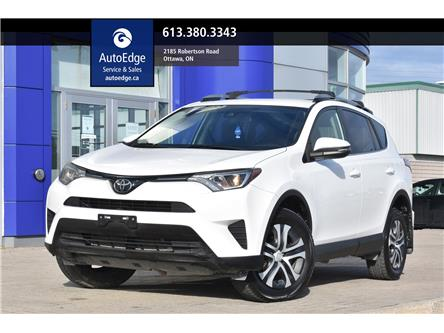 2017 Toyota RAV4 LE (Stk: A0400) in Ottawa - Image 1 of 28