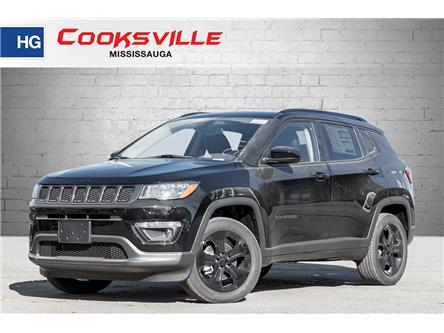 2021 Jeep Compass Altitude (Stk: MT528949) in Mississauga - Image 1 of 23