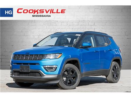 2021 Jeep Compass Altitude (Stk: MT528950) in Mississauga - Image 1 of 23