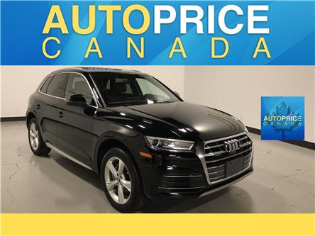 2018 Audi Q5 2.0T Progressiv (Stk: B2156) in Mississauga - Image 1 of 28