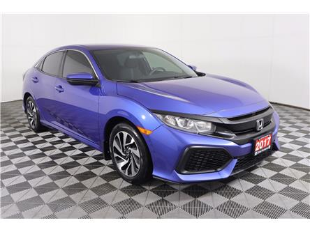 2017 Honda Civic LX (Stk: U-0699) in Huntsville - Image 1 of 23