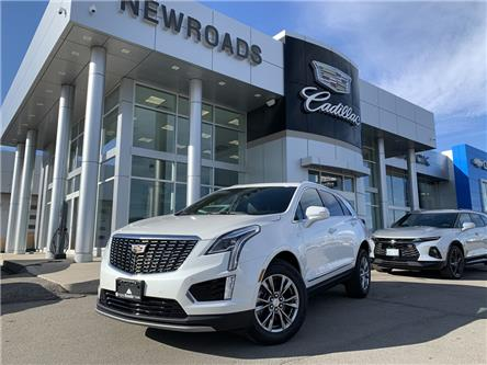 2021 Cadillac XT5 Premium Luxury (Stk: Z123101) in Newmarket - Image 1 of 28