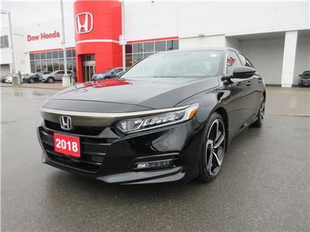2018 Honda Accord Sport (Stk: 28999L) in Ottawa - Image 1 of 19