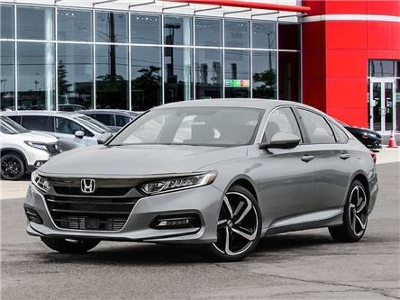 2020 Honda Accord Sport 1.5T (Stk: 801180) in Brampton - Image 1 of 20
