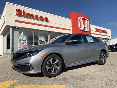 2021 Honda Civic LX (Stk: 21004) in Simcoe - Image 1 of 17