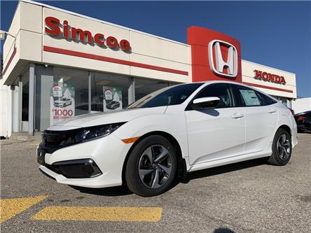 2021 Honda Civic LX (Stk: 21002) in Simcoe - Image 1 of 17