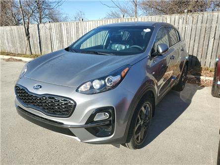 2021 Kia Sportage LX S (Stk: SP21023) in Hamilton - Image 1 of 10