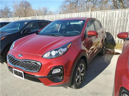 2021 Kia Sportage LX (Stk: SP21025) in Hamilton - Image 1 of 10