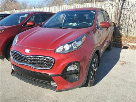 2021 Kia Sportage LX (Stk: SP21028) in Hamilton - Image 1 of 10