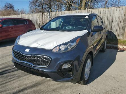 2021 Kia Sportage LX (Stk: SP21022) in Hamilton - Image 1 of 10