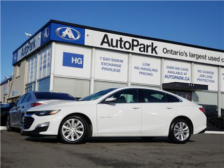 2019 Chevrolet Malibu LT (Stk: 19-90632) in Brampton - Image 1 of 20