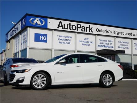 2019 Chevrolet Malibu LT (Stk: 19-96891) in Brampton - Image 1 of 21
