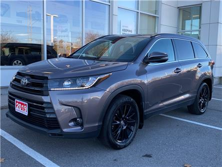 2019 Toyota Highlander XLE (Stk: W5181A) in Cobourg - Image 1 of 29