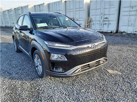 2021 Hyundai Kona EV Preferred (Stk: R10258) in Ottawa - Image 1 of 13