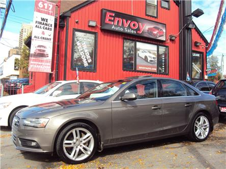 2014 Audi A4 2.0 Technik (Stk: ) in Ottawa - Image 1 of 30