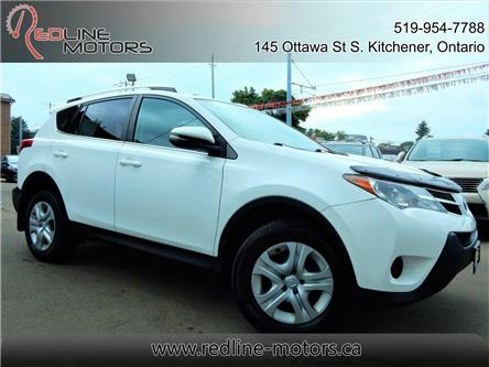 2015 Toyota RAV4 LE (Stk: 2T3BFR) in Kitchener - Image 1 of 23