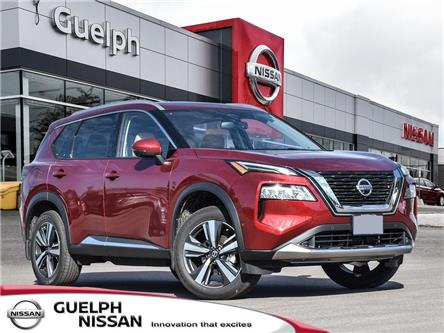 2021 Nissan Rogue Platinum (Stk: N20837) in Guelph - Image 1 of 23