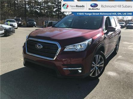2020 Subaru Ascent Limited w/Captains Chairs (Stk: 34361) in RICHMOND HILL - Image 1 of 24