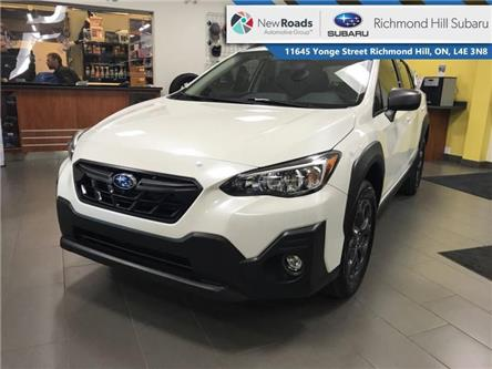 2021 Subaru Crosstrek Outdoor w/Eyesight (Stk: 35522) in RICHMOND HILL - Image 1 of 8
