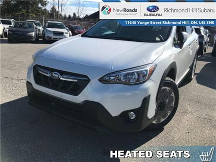 2021 Subaru Crosstrek Touring w/Eyesight (Stk: 35575) in RICHMOND HILL - Image 1 of 21