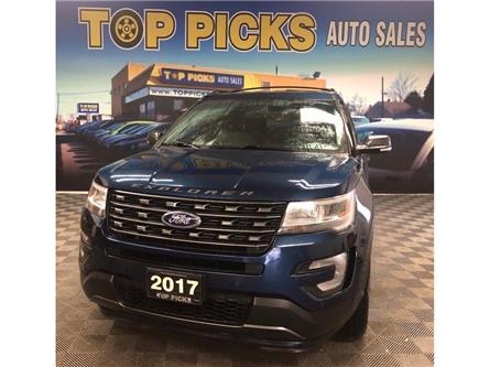 2017 Ford Explorer XLT (Stk: A81034) in NORTH BAY - Image 1 of 27