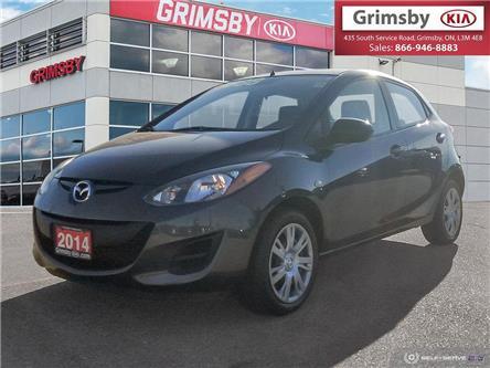 2014 Mazda Mazda2 Clean carfax, auto, power options! (Stk: u1887) in Grimsby - Image 1 of 21