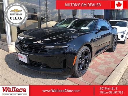 2021 Chevrolet Camaro LT1 DEMO, GM Cold air intake Added, 490HP, Auto (Stk: 101625D) in Milton - Image 1 of 15