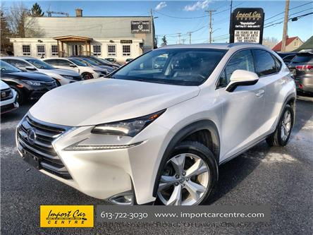 2017 Lexus NX 300h Base (Stk: 067191) in Ottawa - Image 1 of 26