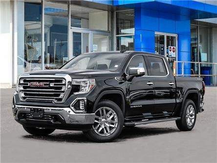 2021 GMC Sierra 1500 SLT (Stk: M100) in Chatham - Image 1 of 11