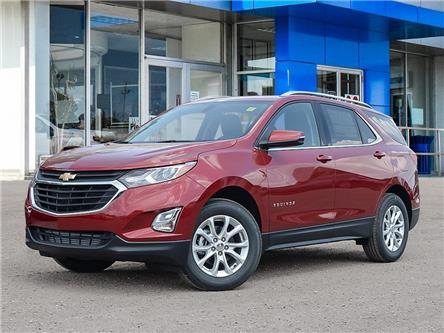2021 Chevrolet Equinox LT (Stk: M109) in Chatham - Image 1 of 27
