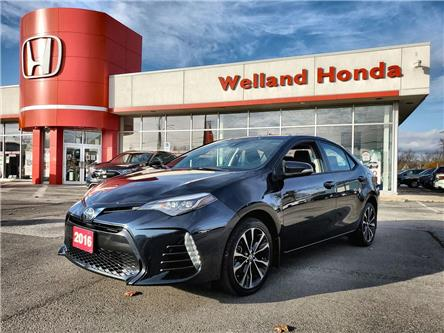 2018 Toyota Corolla SE (Stk: U6867) in Welland - Image 1 of 23