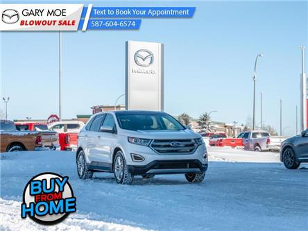2016 Ford Edge SEL (Stk: ML0486) in Lethbridge - Image 1 of 21