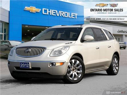2012 Buick Enclave CXL (Stk: 171436B) in Oshawa - Image 1 of 35