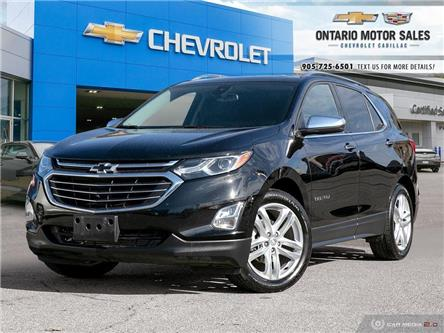 2018 Chevrolet Equinox Premier (Stk: 137589A) in Oshawa - Image 1 of 36