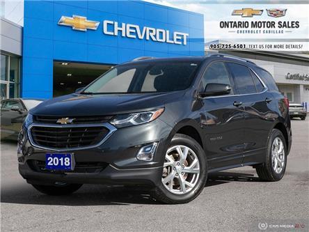 2018 Chevrolet Equinox LT (Stk: 13827A) in Oshawa - Image 1 of 36