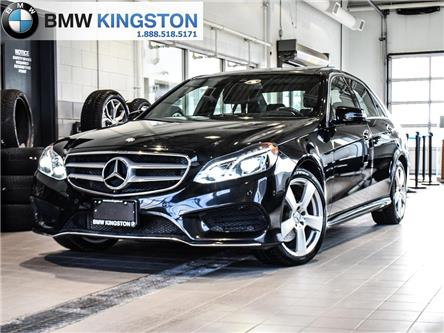 2015 Mercedes-Benz E-Class Base (Stk: 20017A) in Kingston - Image 1 of 30