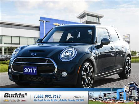 2017 MINI 5 Door Cooper S (Stk: E0034A) in Oakville - Image 1 of 25