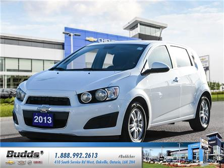 2013 Chevrolet Sonic LT Auto (Stk: BT0006A) in Oakville - Image 1 of 25
