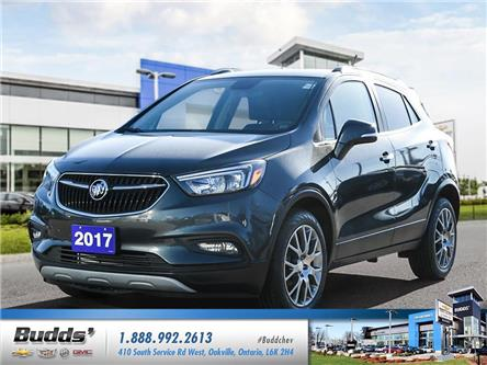 2017 Buick Encore Sport Touring (Stk: E0030A) in Oakville - Image 1 of 25